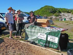 Noordhoek Beach Clean Up